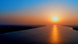 微视频 | 黄河从这里入海