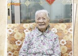 老兵记忆丨琼崖电台女战士冯瑞梅:电台就是电报员的生命