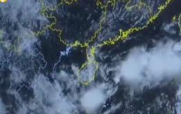 """台风残余环流被""""玲玲""""吸干 未来5天琼岛以晴天为主"""