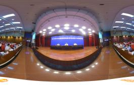 VR視頻:劉賜貴寄語中央組織部選派新一輪131名來瓊掛職干部