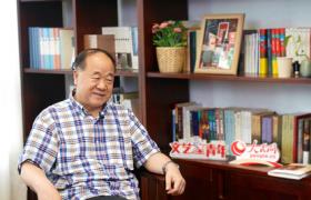 见证人·第六期|莫言:在世界文学中融入中国故事