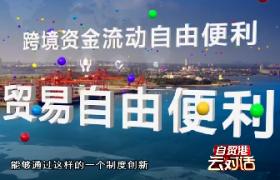 """自贸港""""云""""对话(39):发挥海关特殊监管区域先行先试作用 推动海南进一步开放"""