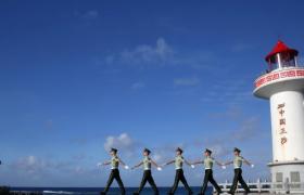 近20万名武警官兵除夕坚守战位保平安