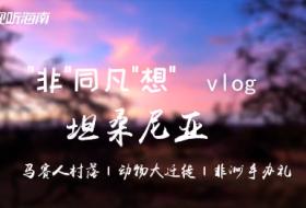 """""""非""""同凡""""想""""Vlog之坦桑尼亚——马赛人的部落生活"""