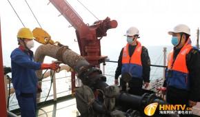 洋浦海事高效服务海南自由贸易港举措落地见效
