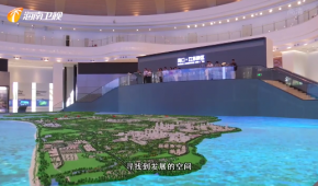 广东百企投资考察团来琼考察交流 寻求海南自贸港投资合作机遇