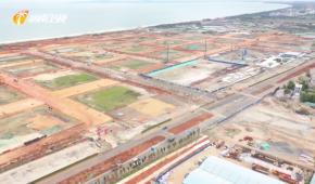 年终冲刺:海南重点项目今年已完成投资超600亿元  完成率约90%