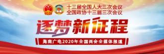 海南广电2020全国两会全媒体报道