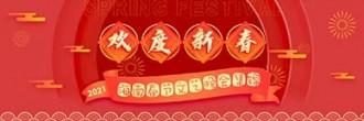 2021海南春节文艺晚会集锦