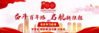 党史学习教育——学党史 悟思想 办实事 开新局