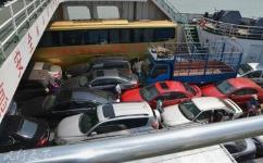 国庆假期海南进出岛车辆同比增长近70% 进出岛旅客153.4万人次