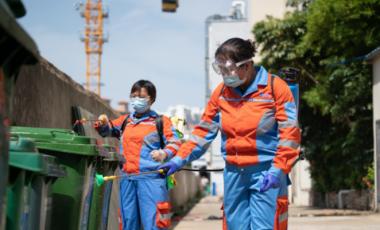 Multiple Communities in Haikou Released from Quarantine