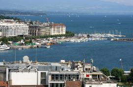 中国常驻日内瓦代表团同驻瓦国际组织、亚洲各国使节共贺新春