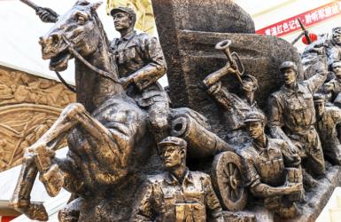 奮斗百年路 啟航新征程·中國共產黨人的精神譜系丨筑牢新時代維穩戍邊的鋼鐵長城——兵團精神述評