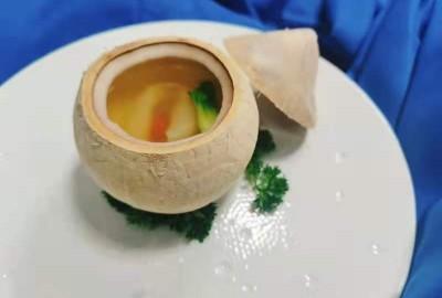 这些创意菜 首次亮相博鳌亚洲论坛!