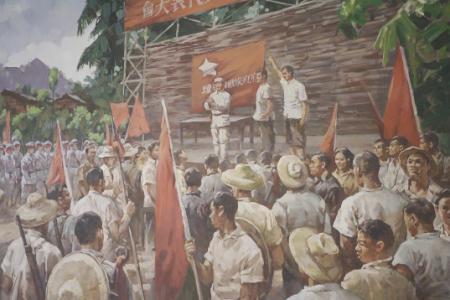 奋斗在海南 不负青春·信仰(三):苦中思甜 艰苦岁月勇抗战