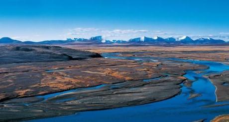 长江南源当曲 这里有世界海拔最高的湿地景观