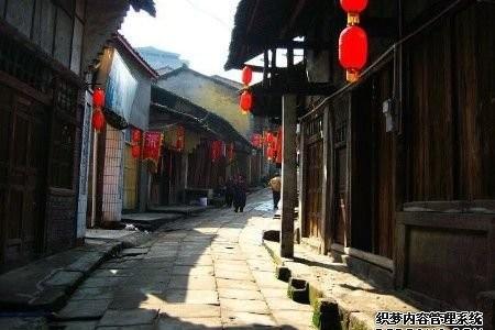 盘点重庆最美古镇