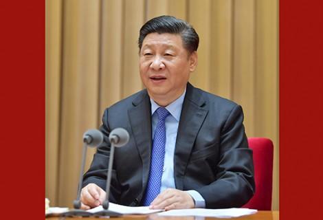 习近平出席全国网络安全和信息化工作会议并发表重要讲话