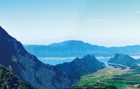 第一批国家公园名单公布 海南热带雨林国家公园入选