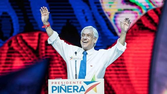 皮涅拉当选智利下任总统