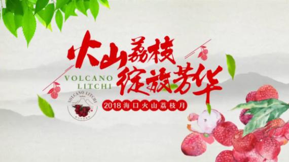 2018海口火山荔枝月宣传片
