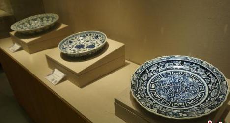 """从馆藏文物探寻古代""""海上丝绸之路""""历史"""