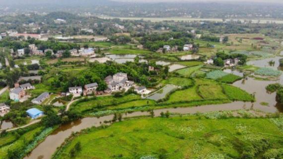 重庆:生态优先绿色发展 山清水秀魅力无限
