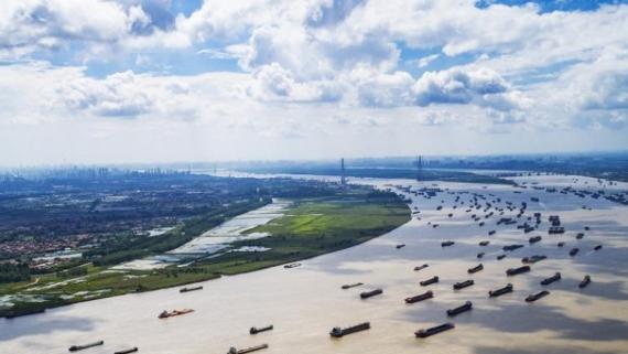 轻舟正过万重山——深入推动长江经济带发展述评