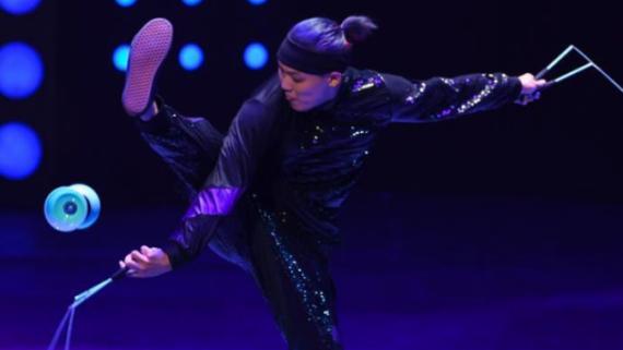 第五届中国国际马戏节在珠海开幕