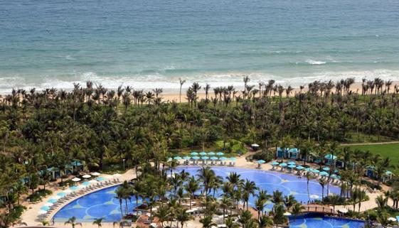 海南:發展全域旅游 打造海島度假勝地