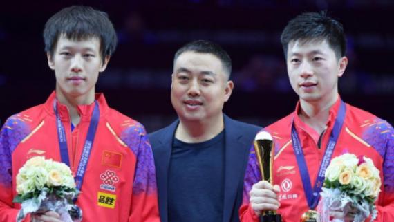 2019中国乒乓球公开赛 马龙夺男子单打冠军