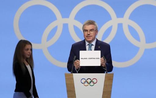 意大利米兰/科尔蒂纳丹佩佐获得2026年冬奥会举办权