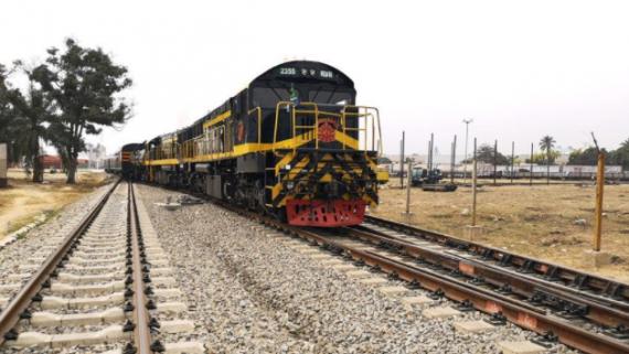 中企承建鐵路連通非洲東西海岸