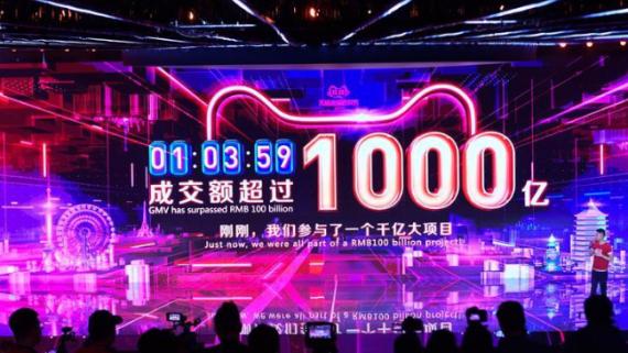 """""""雙11""""11年:中國邁向消費大國的鮮明印記"""
