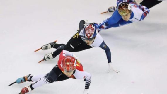 短道速滑世界杯上海站闭幕 中国队2金2银2铜收官