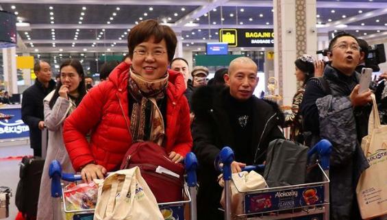 中國與烏茲別克斯坦新增一條直飛航線