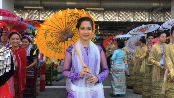 視頻來了 | 緬甸歡迎習主席到訪,看現場氣氛多熱烈!