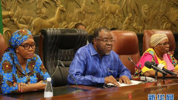 納米比亞取消獨立日慶典應對新冠肺炎疫情