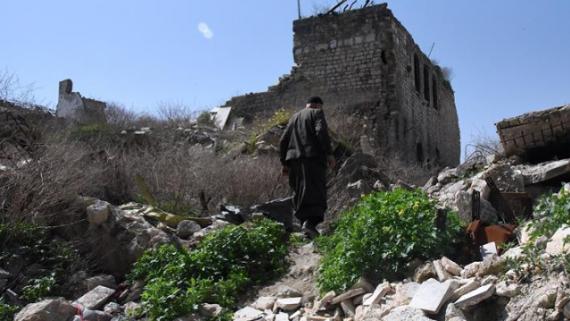 """通訊:""""我的心在流淚""""——敘利亞危機9周年重回阿勒頗"""