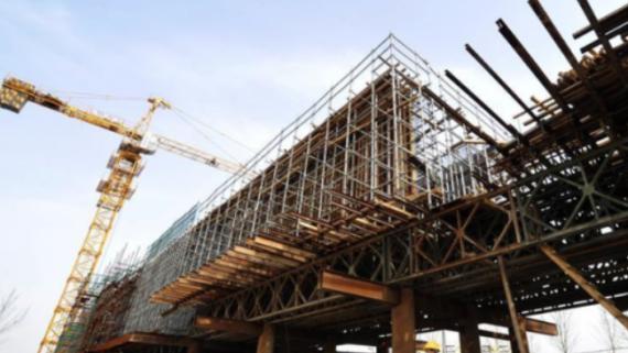 环渤海交通网重点项目黄大铁路河北段全面开工