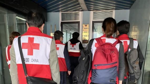 中国抗疫医疗专家组进入意大利疫情严重地区