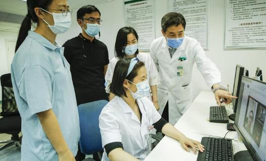 我国互联网诊疗服务加速发展
