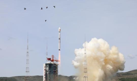 我國成功發射高分辨率多模綜合成像衛星