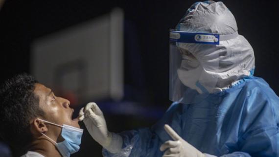 云南瑞丽已完成核酸检测逾22万人 全部为阴性
