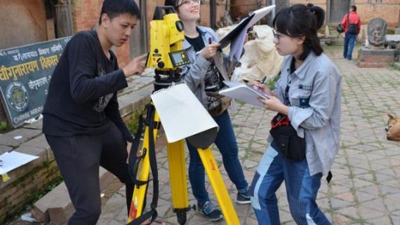 保护亚洲文化遗产 中国高校在行动