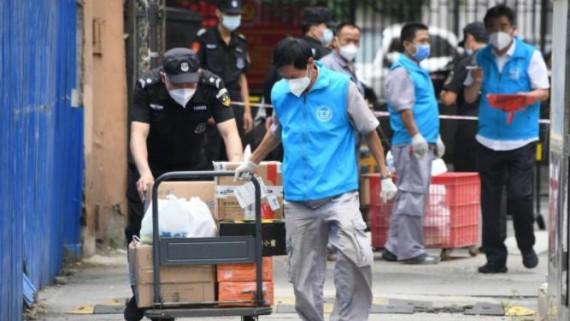北京海淀:多措并举 保障封控小区居民生活