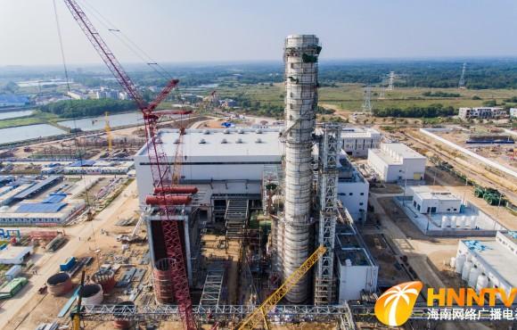 南方电网首座天然气调峰电厂正式投入商业运行  为海南自贸港建设提供坚强电力保障