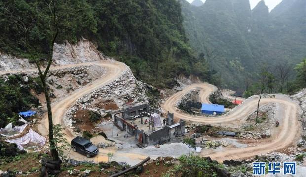 广西:决战贫困——基础设施建设这五年
