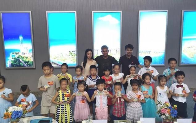 第二期海南广播电视总台国际旅游岛之声阳光少年发声团选拔赛落幕,25位小选手们获得通关卡!